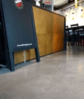 Polished concrete floors in UK