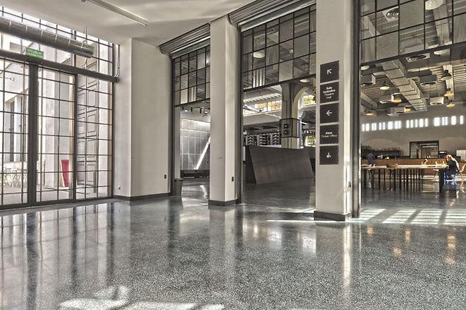 Polished Concrete Floor Terrazzo - Bautech Flooring UK