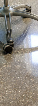 Polished Concrete Floor in Burgess Hill