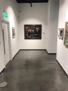 Polished concrete floor in Dublin, ULRIMA BAUFLOOR