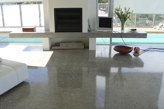 Polished Concrete Floor - Bautech Flooring UK
