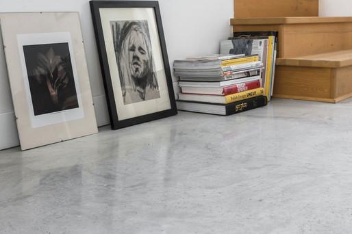 Polished concrete floor in UK - ULTIMA BAUFLOOR