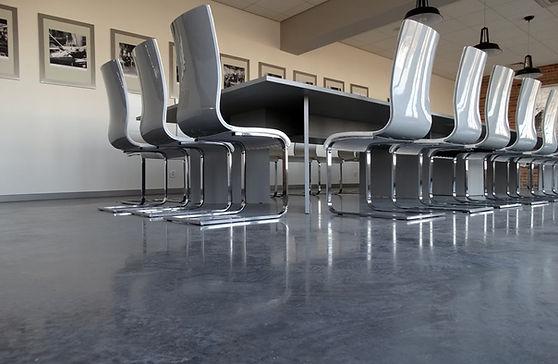 Polished Concret Floor ,Power floating concrete finish