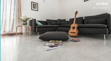 Polished concrete floor in UK ULTIMA BAUFLOOR