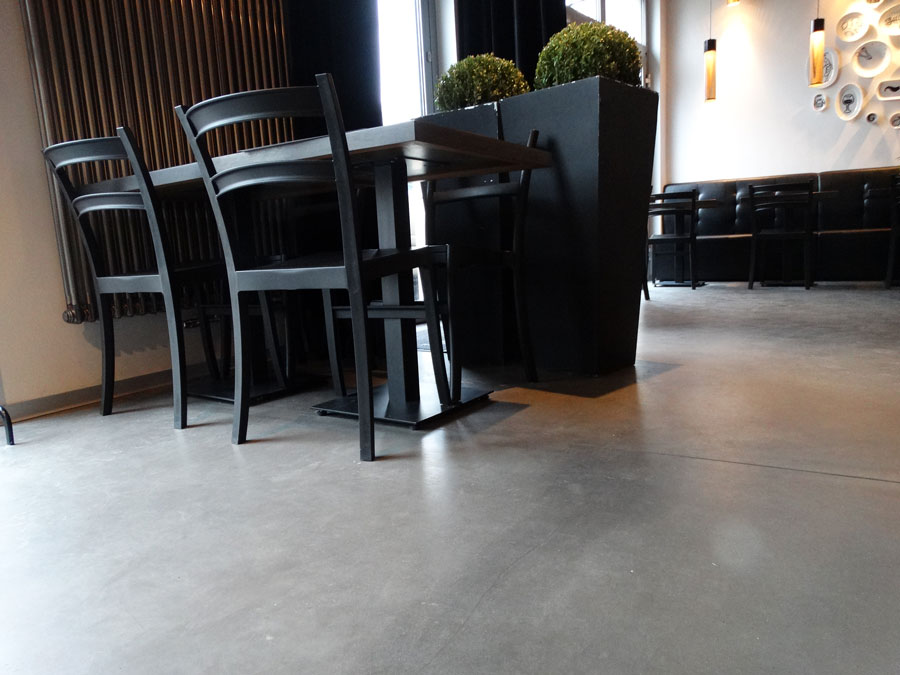 Ultima Baufloor - polished concrete