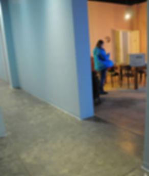 Bautech Flooring UK,Polished Concrete Floor in museum ,Power floating concrete floor finish,Installation Ultima Baufloor,UK,Polished Concrete Supplier in UK