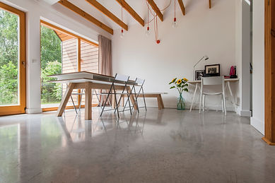 Ultima Baufloor Polished Concrete Floor in Tunbridge Wells
