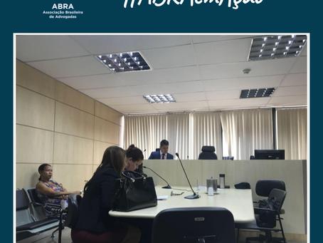 ABRA em Ação - Atendimento voluntário no Juizado Especial de Violência Doméstica de São Sebastião
