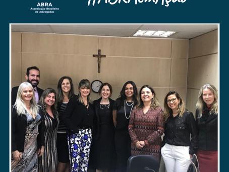 O projeto de atendimento voluntário da ABRA em São Sebastião está em atividade