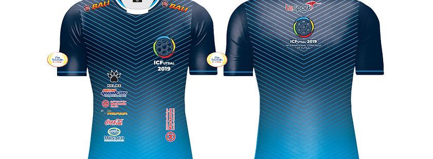 CAMISA - ICFutsal 2021 (unidade avulsa)