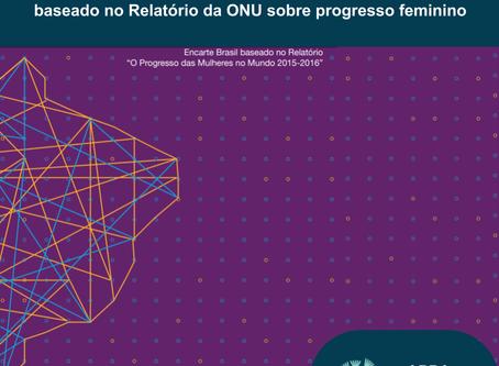 """Encarte Brasil """"Mais igualdade para as mulheres brasileiras: caminhos de transformação econômica e s"""