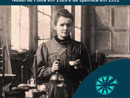 Marie Curie: a única mulher a ganhar dois prêmios Nobel na história