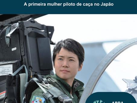 Misa Matsushima - A primeira mulher piloto de caça no Japão