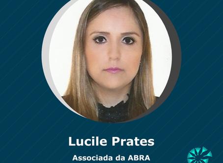 Conheça a Associada - Lucile  Prates