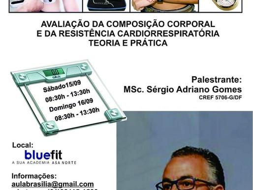 Curso de Avaliação Cineantropométrica - Sérgio Gomes