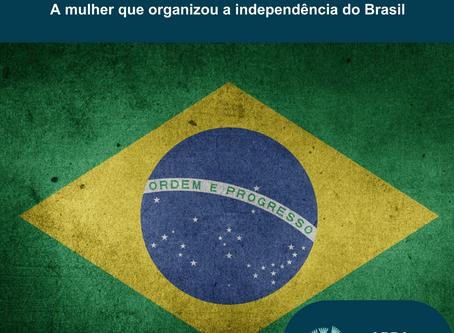 #FoiEla - Movimento quer valorizar a imagem da Princesa Leopoldina