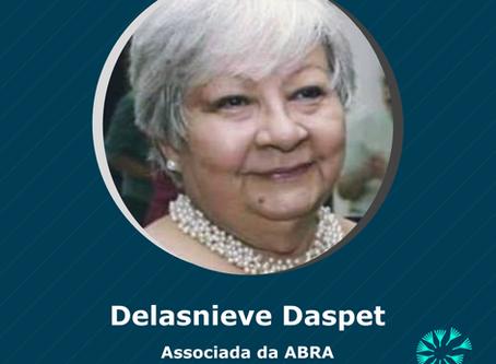 Conheça a Associada - Delasnieve Miranda Daspet de Souza