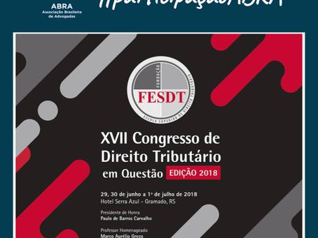Mulheres em foco: Café com as Tributaristas no Congresso da FESDT em Gramado/RS