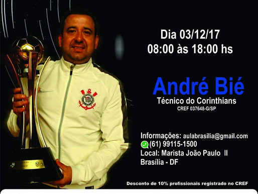 Curso de Futsal - André Bié