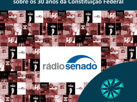 Rádio Senado promove série de reportagens sobre a Constituição Federal