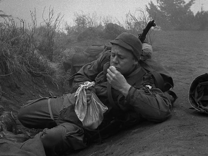 Van Johnson Battleground ww2