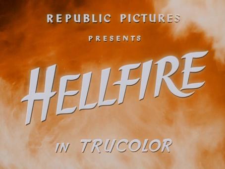 Color Watch: Hellfire (1949)