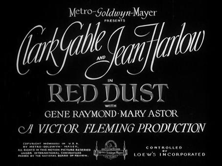Steam Heat: Red Dust (1932)