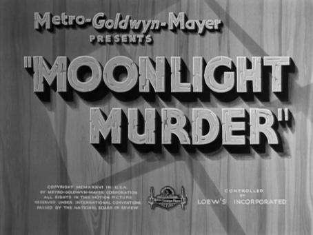 June Moon: Moonlight Murder (1936)