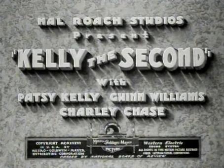 April Fools: Kelly the Second (1936)