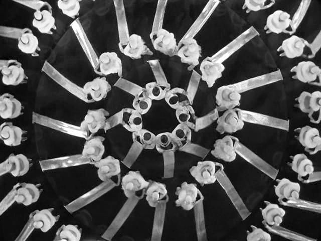 42nd Street Busby Berkeley Dick Powell pre-code precode musical 1933 Lloyd Bacon Warner Baxter cinevent