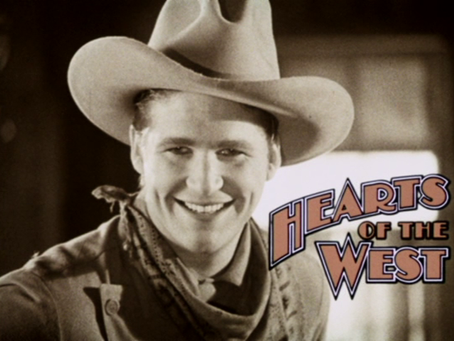 Film review--Hearts of the West (1975)