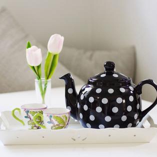 Graphic Teapots