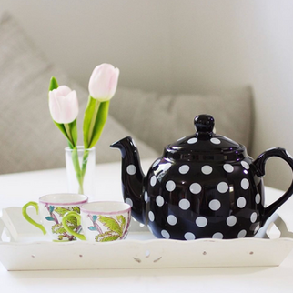 Graphic Teapots