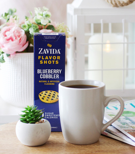 Zavida Flavour Shots
