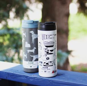 Roam Travel Mugs