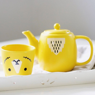 Animal Teapot & Cup