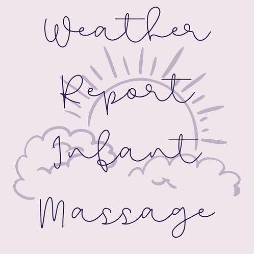 Weather Report Massage