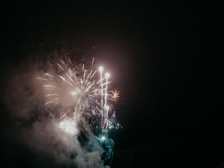 Fireworks as Fine Art