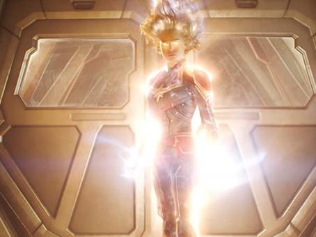 Como Capitã Marvel poderia derrotar Thanos?