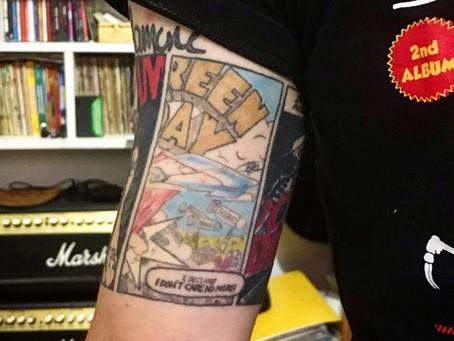 """Os 25 anos de """"Dookie"""", um clássico do Green Day"""