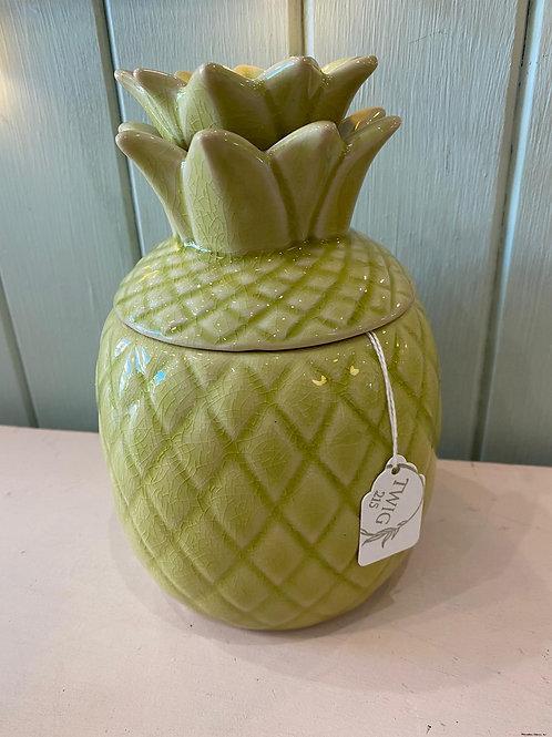 Pineapple Storage Jar
