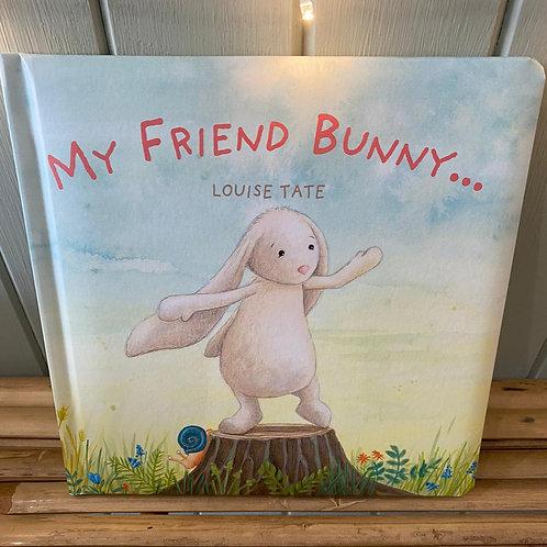 My Friend Bunny...