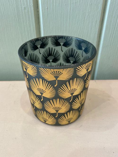 Palm Print Tea Light Holder