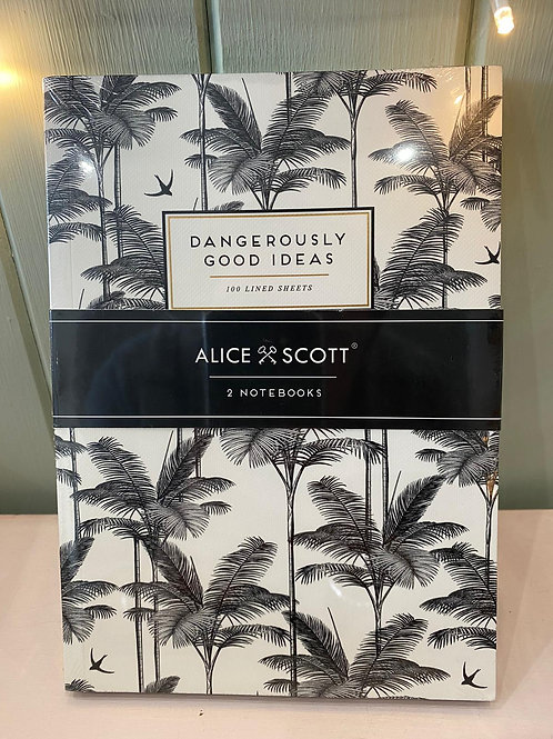 Alice Scott Notebook Duo