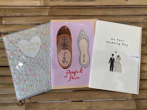 Wedding Card Selection