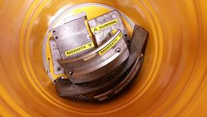 Licom GbR besitzt Lagergenehmigung für aktivierte Teile.