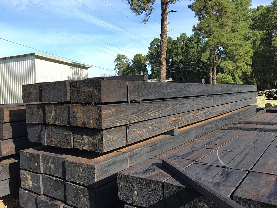 Bayou Forest Products Lumber Amp Treated Timbers Creosote