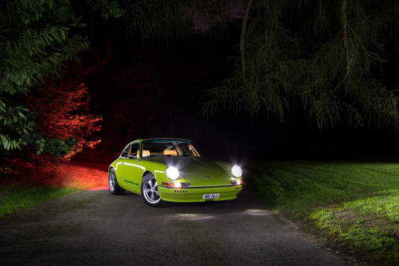 Porsche Backdate