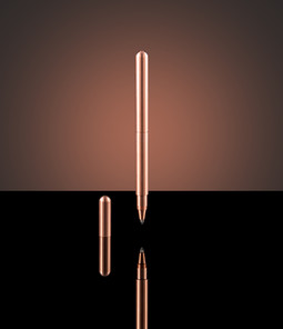 Copper Collection Product Photography