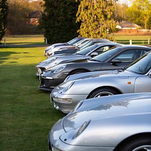 Fairmile Porsche Meet